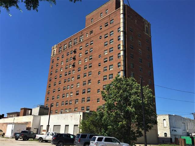 200 Fisk Avenue, Brownwood, TX 76801 (MLS #14574004) :: VIVO Realty