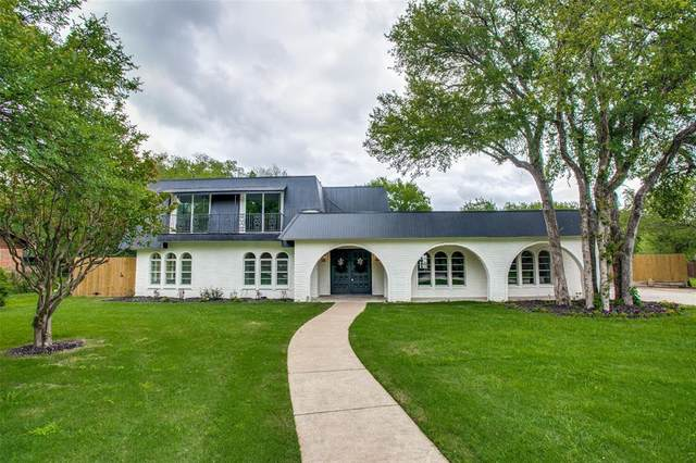 8700 Eagleview Court, Fort Worth, TX 76179 (MLS #14574009) :: The Good Home Team
