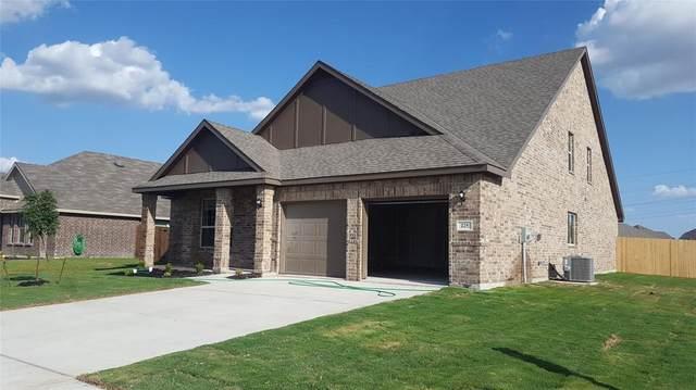 225 Hackney Drive, Waxahachie, TX 75165 (MLS #14574014) :: Real Estate By Design