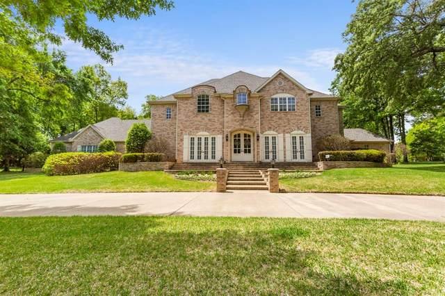 2055 Stonegate Boulevard, Tyler, TX 75703 (MLS #14574053) :: VIVO Realty