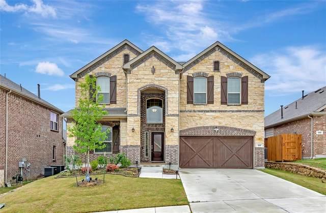 1317 Lake Falls Terrace, Lewisville, TX 75010 (MLS #14574057) :: Real Estate By Design