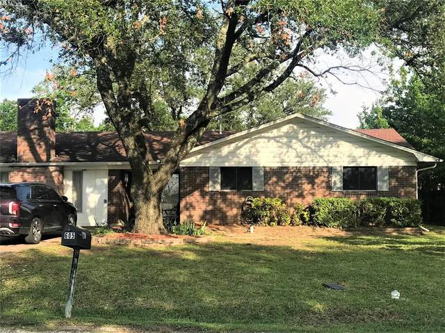 605 Wynne Road, Wills Point, TX 75169 (MLS #14574058) :: VIVO Realty