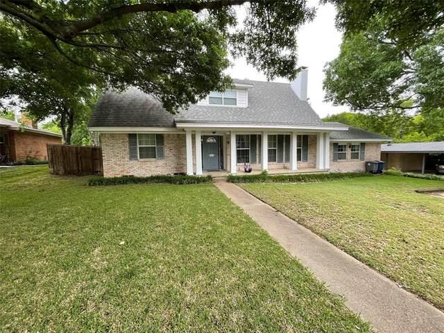 8817 Rolling Rock Lane, Dallas, TX 75238 (MLS #14574136) :: The Hornburg Real Estate Group
