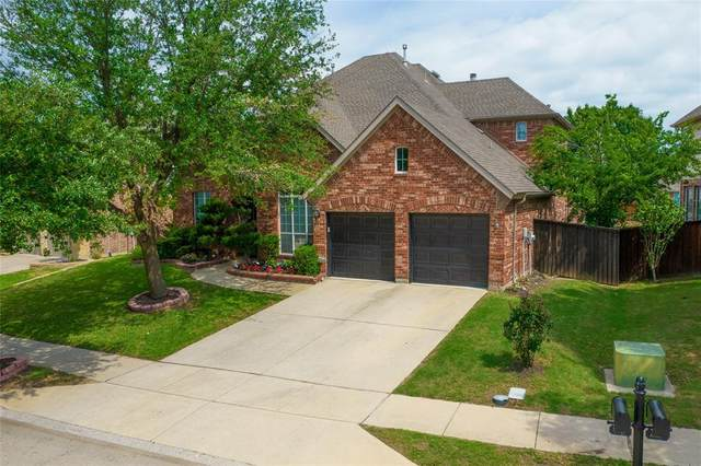 9245 General Worth Drive, Fort Worth, TX 76244 (MLS #14574140) :: Lisa Birdsong Group | Compass