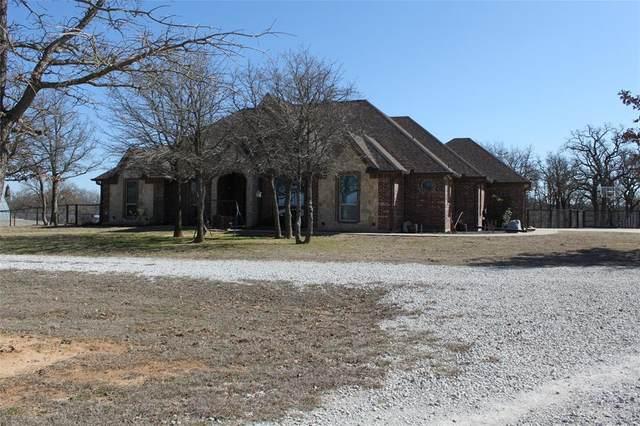 655 Jordan Road, Poolville, TX 76487 (MLS #14574158) :: Real Estate By Design