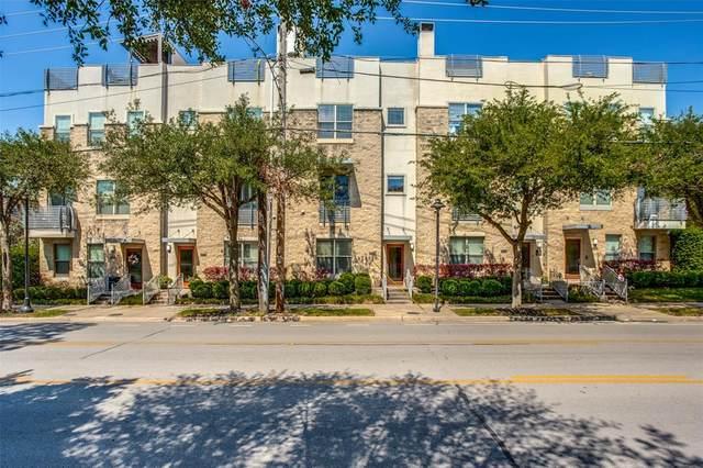 1807 Matilda Street, Dallas, TX 75206 (MLS #14574162) :: 1st Choice Realty