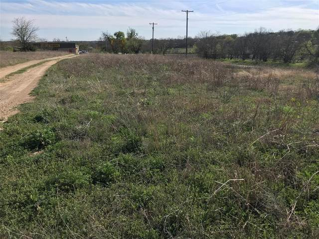 605 Cedar & Seventh, Hico, TX 76457 (MLS #14574168) :: The Mauelshagen Group