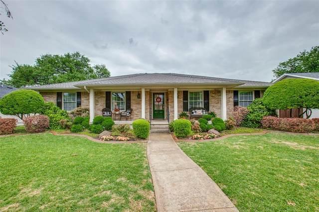 7738 La Cabeza Drive, Dallas, TX 75248 (MLS #14574169) :: 1st Choice Realty