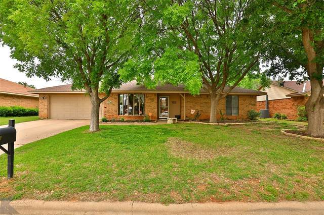 4642 Royal Crest Drive, Abilene, TX 79606 (MLS #14574171) :: The Chad Smith Team