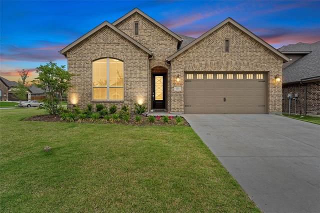 321 Sahara Drive, Waxahachie, TX 75165 (MLS #14574174) :: Real Estate By Design
