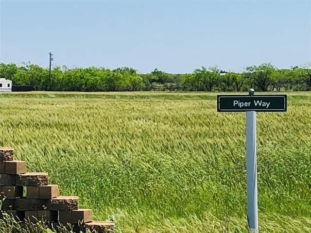 TBD Piper Way, Abilene, TX 79601 (MLS #14574175) :: Real Estate By Design