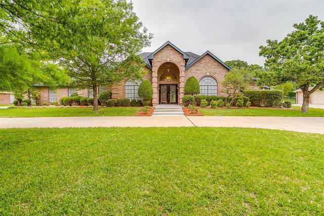2837 Donnybrook Drive, Burleson, TX 76028 (MLS #14574186) :: The Hornburg Real Estate Group