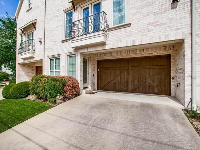 3429 Rosedale Avenue #2, University Park, TX 75205 (MLS #14574199) :: Premier Properties Group of Keller Williams Realty