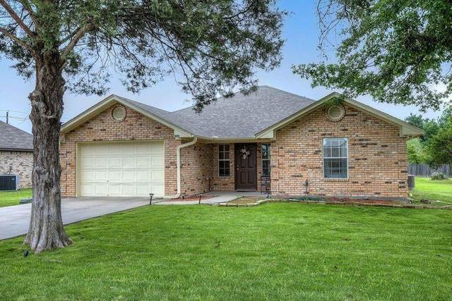 909 Enlow Circle, Commerce, TX 75428 (MLS #14574204) :: 1st Choice Realty