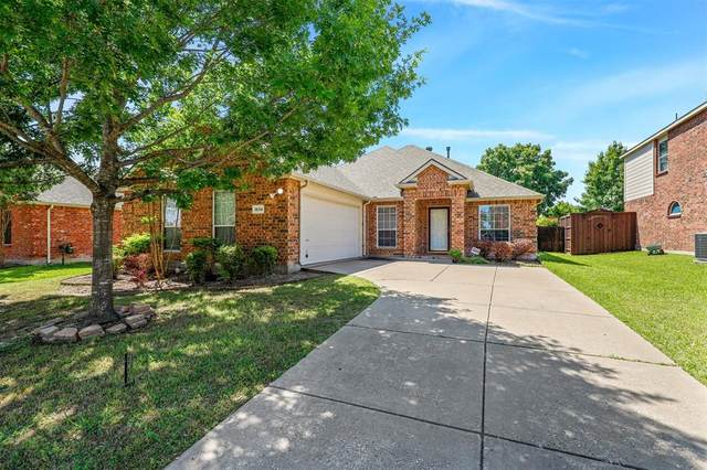 1534 Sleepy Hollow Drive, Allen, TX 75002 (MLS #14574225) :: The Tierny Jordan Network