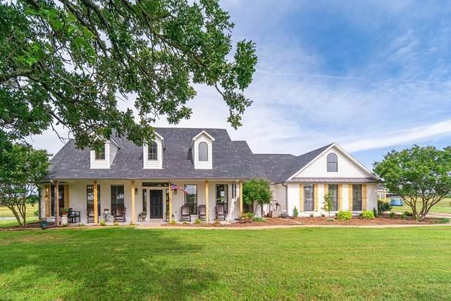 15181 County Road 4058, Kemp, TX 75143 (MLS #14574227) :: Team Hodnett
