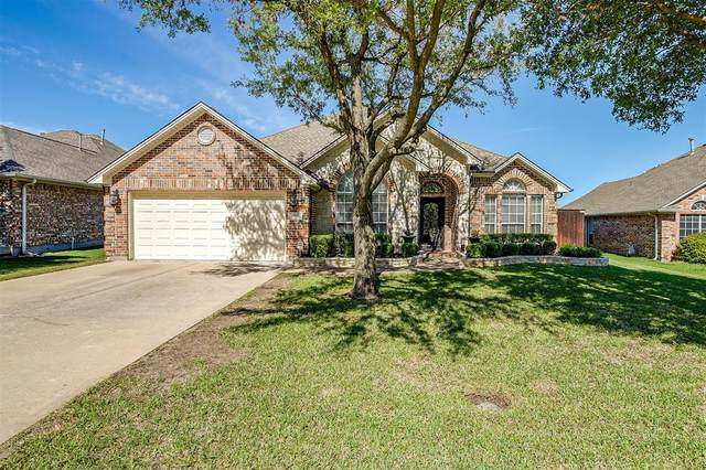 1710 Clover Hill Road, Mansfield, TX 76063 (MLS #14574250) :: The Mitchell Group