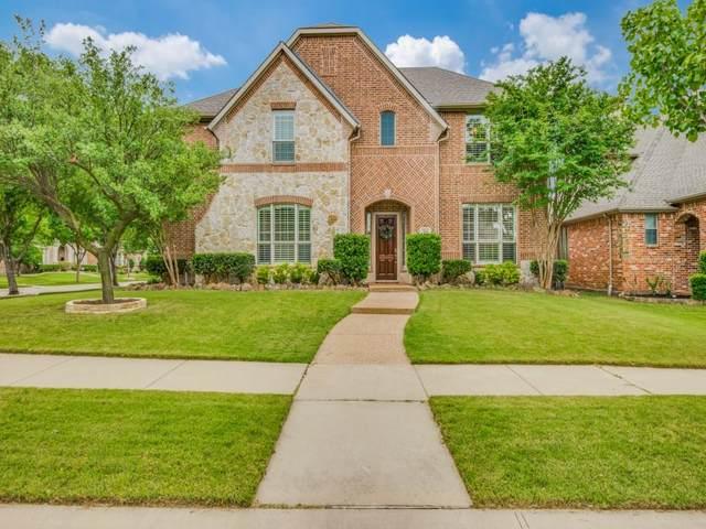 2444 Hardrock Castle Drive, Lewisville, TX 75056 (MLS #14574254) :: The Kimberly Davis Group
