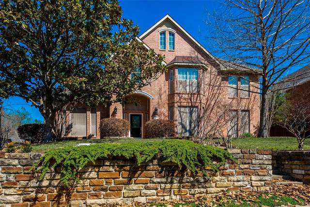 5407 Lincolnshire Drive, Richardson, TX 75082 (MLS #14574265) :: Real Estate By Design