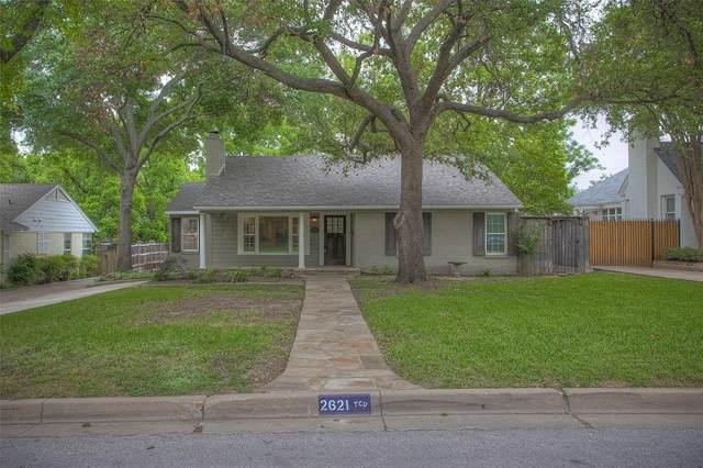 2621 Boyd Avenue, Fort Worth, TX 76109 (MLS #14574269) :: VIVO Realty