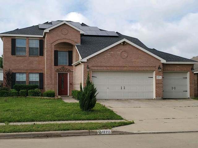12113 Treeline Drive, Fort Worth, TX 76036 (MLS #14574282) :: Team Hodnett