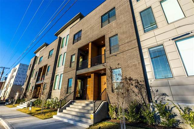 2000 Park Avenue #105, Dallas, TX 75215 (MLS #14574285) :: The Mitchell Group