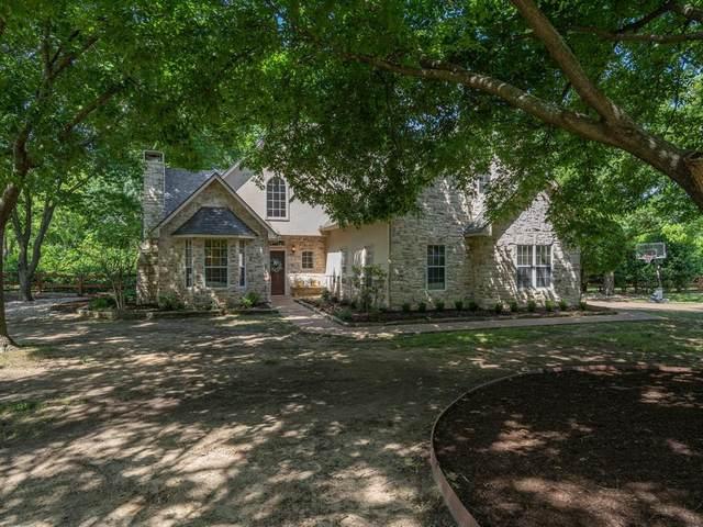 2825 Britt Drive, Argyle, TX 76226 (MLS #14574290) :: Real Estate By Design