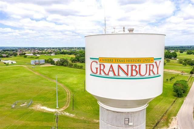 1250 N Meadows Drive, Granbury, TX 76048 (MLS #14574292) :: All Cities USA Realty