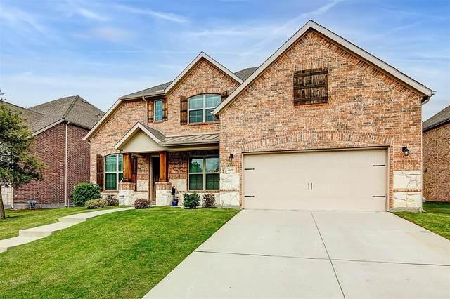 1605 Lisburn Drive, Mckinney, TX 75071 (MLS #14574296) :: The Chad Smith Team