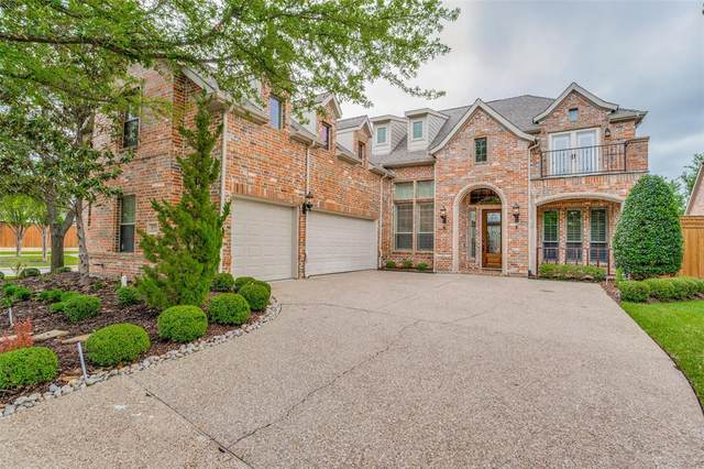 4757 Carnegie Drive, Frisco, TX 75034 (MLS #14574297) :: Real Estate By Design