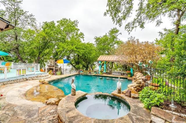 312 Tran Haven Court, Granbury, TX 76048 (MLS #14574305) :: Real Estate By Design