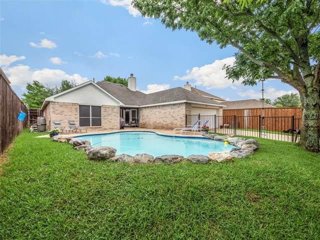 3049 Tupelo Lane, Sunnyvale, TX 75182 (MLS #14574314) :: Premier Properties Group of Keller Williams Realty