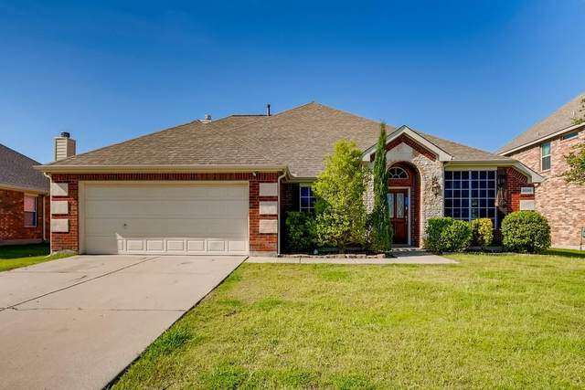 3030 Morning Star Drive, Little Elm, TX 75068 (MLS #14574318) :: Real Estate By Design