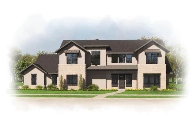 708 Sawyer Drive, Colleyville, TX 76034 (MLS #14574334) :: The Juli Black Team