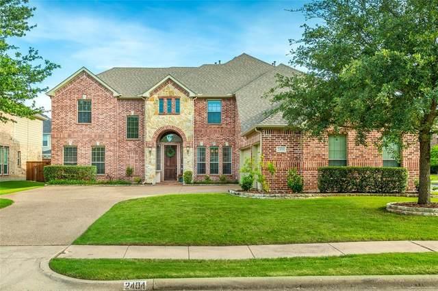2404 Green Meadow Drive, Sachse, TX 75048 (MLS #14574340) :: RE/MAX Landmark