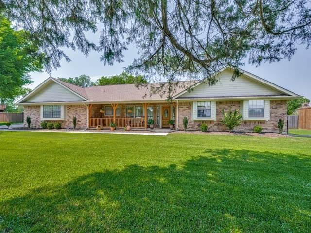 341 Waketon Road, Double Oak, TX 75077 (MLS #14574349) :: VIVO Realty