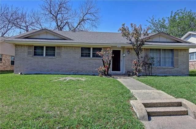 1504 Milam Way, Carrollton, TX 75006 (MLS #14574370) :: The Tierny Jordan Network
