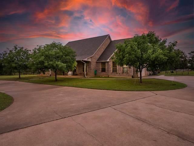 592 Cr 114, Mingus, TX 76463 (MLS #14574375) :: Real Estate By Design
