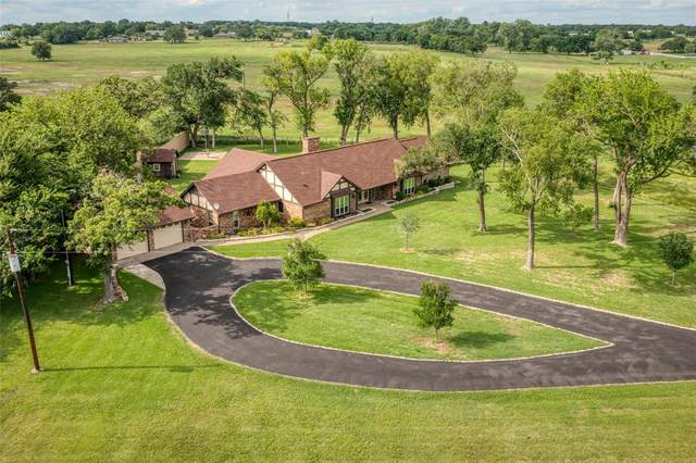 443 County Road 3699, Springtown, TX 76082 (MLS #14574381) :: Real Estate By Design