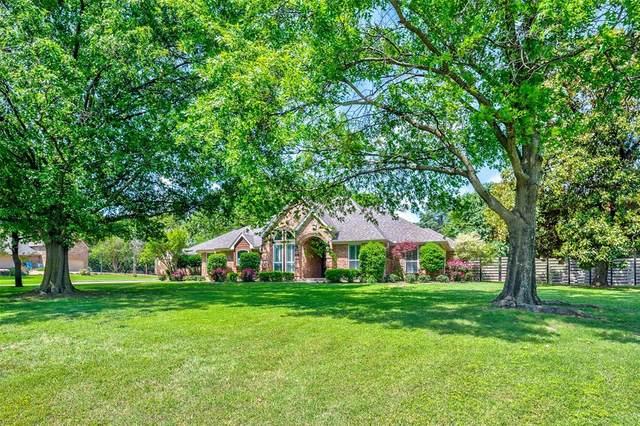816 E Woodglen Drive, Copper Canyon, TX 75077 (MLS #14574387) :: Real Estate By Design