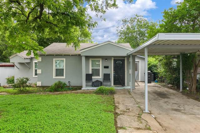 5825 Diaz Avenue, Fort Worth, TX 76107 (MLS #14574388) :: The Mitchell Group