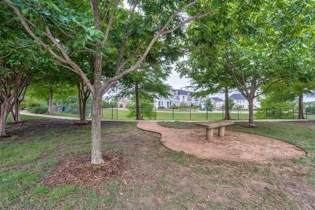 3075 Willow Grove Boulevard #1101, Mckinney, TX 75070 (MLS #14574389) :: Premier Properties Group of Keller Williams Realty