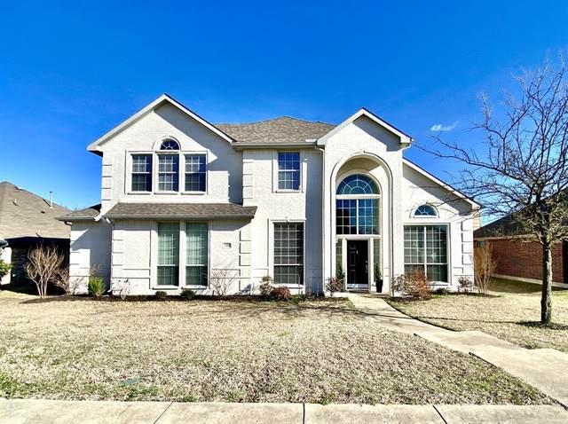 148 Haven Ridge Drive, Rockwall, TX 75032 (MLS #14574411) :: NewHomePrograms.com