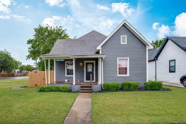 806 W Sears Street, Denison, TX 75020 (MLS #14574431) :: The Mauelshagen Group