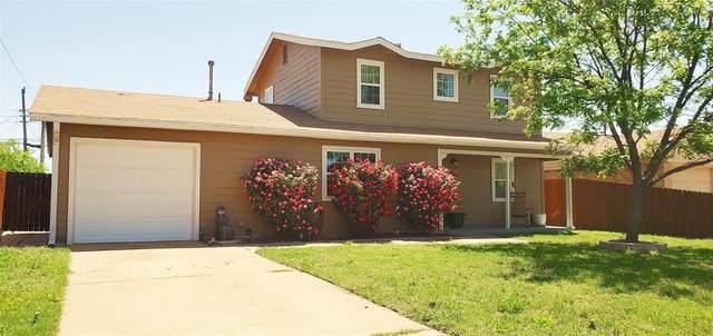 2565 N Willis Street, Abilene, TX 79603 (MLS #14574443) :: The Russell-Rose Team