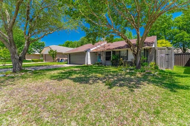 151 Brockway Drive, Rockwall, TX 75032 (MLS #14574461) :: Premier Properties Group of Keller Williams Realty
