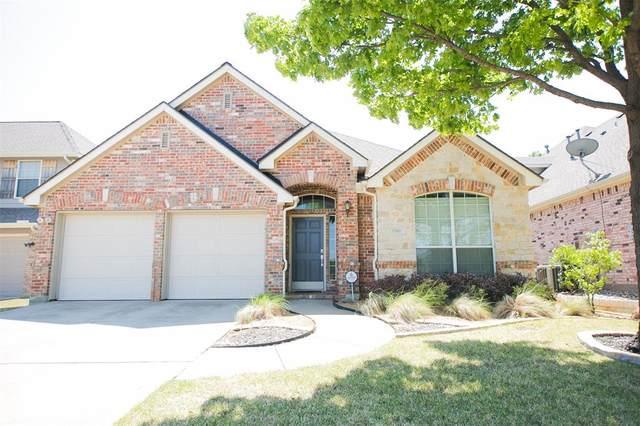 1200 Meadows Avenue, Lantana, TX 76226 (MLS #14574480) :: Real Estate By Design