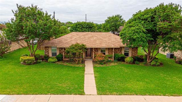 301 Hillcrest Drive, Midlothian, TX 76065 (MLS #14574481) :: Rafter H Realty