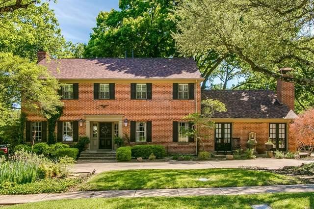 2405 Canyon Creek Drive, Richardson, TX 75080 (MLS #14574485) :: Real Estate By Design