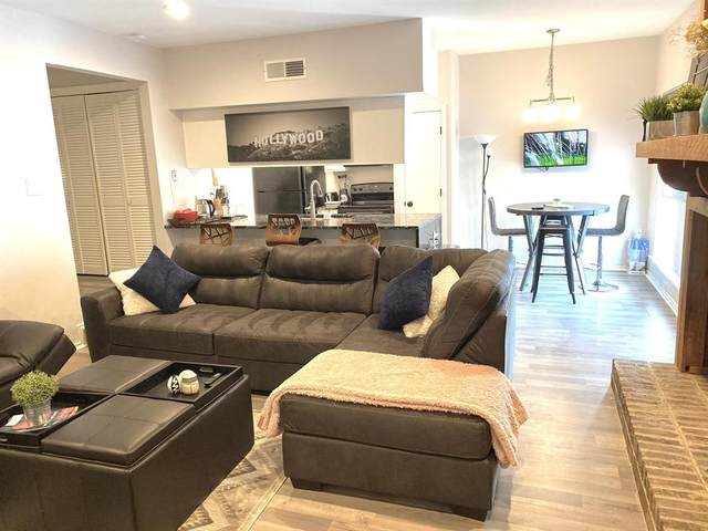 7525 Holly Hill Drive #59, Dallas, TX 75231 (MLS #14574488) :: 1st Choice Realty